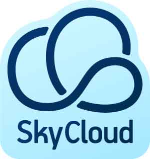 логотип Skycloud